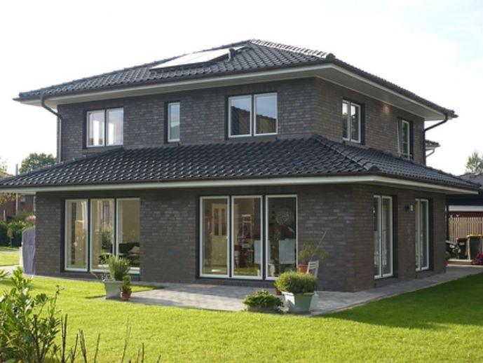 Mediterrane stadtvilla klinker  Haus zum Verkauf, 44369 Dortmund (Huckarde) | Mapio.net
