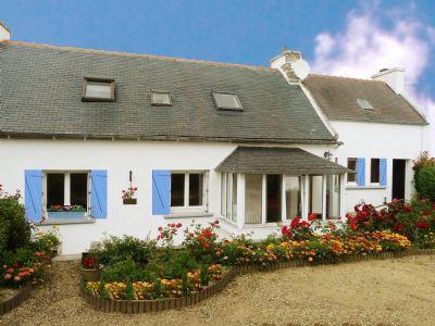 Bretagne: Urlaub am Meer ! Gemütliches Ferienhaus von Privat !