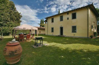 Ferienvilla mit Privatpool in der Toskana