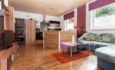 Ferienhaus Fleisch - Wohnung 5