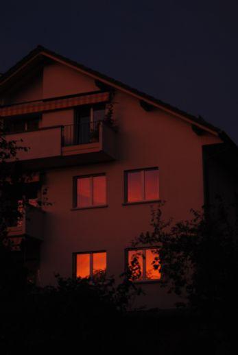 Doppelhaushälfte mit Einliegerwohnung & Garten in Ostheim