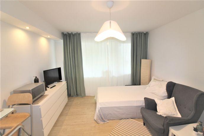 voll möbliertes Appartement in Dellbrück