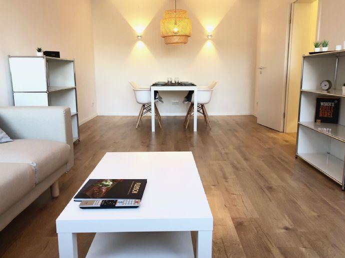 3-Zimmer-Whg. in Pempelfort, nahe Nordstr., voll möbliert inkl. Aufzug & Stellplatz