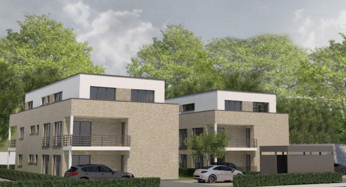Neubau Eigentumswohnung auf wunderschönem Grundstück