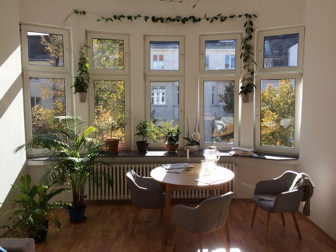 2-Raum-Mietwohnung in Neustadt-Süd