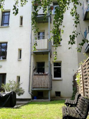 Balkon-, Hofansicht