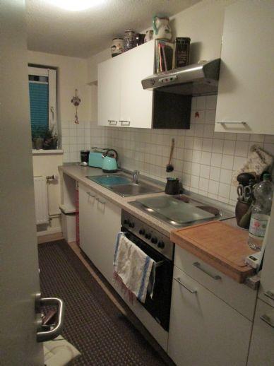 helle 1-Zimmer-Souterrain -Wohnung Nähe UNI /FH