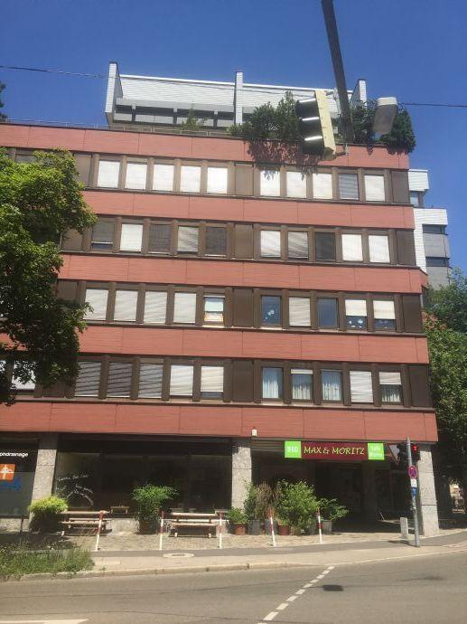 Terrassen-DG Wohnung am Bahnhof