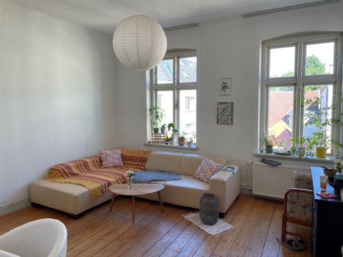 Helle 2-Zimmer-Altbauwohnung in Zentrums- und Uninähe