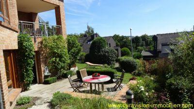 Garten mit Terrasse Einliegerwohnung