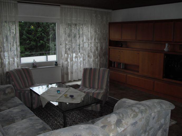 Schöne möblierte 3 Zimmerwohnung
