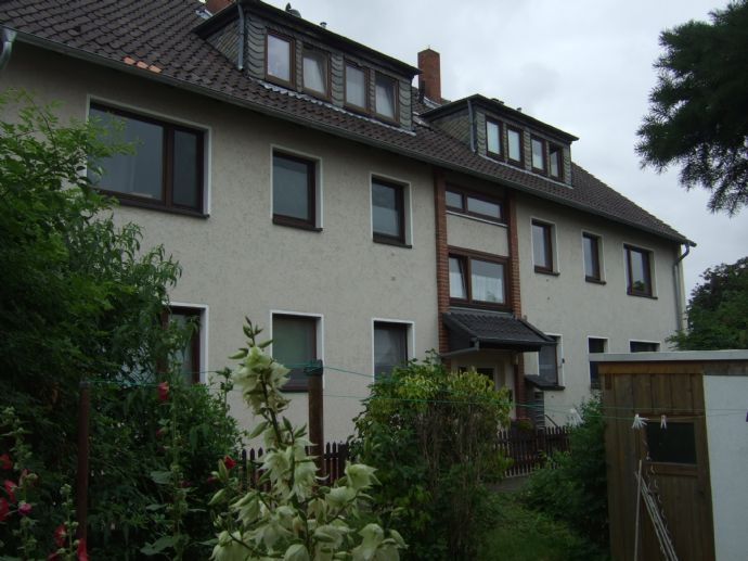 Attraktive Eigentumswohnung mit Balkon in