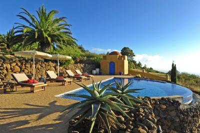 Villa Botanico: Ferienhaus  in Puntagorda, La Palma, Kanaren