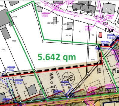 Nur 5 km bis Melsungen B-Plan teilweise.
