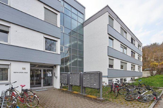 Zimmer für junge Damen in einem Studentenwohnheim in Tübingen