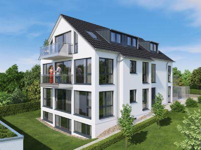 Erstbezug: 4-Zimmer Dachgeschosswohnung am Waldrand von Ostfildern zu verkaufen