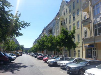 Naugarder Straße 2 Blick Richtung Süden