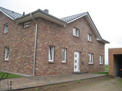 Moderne Doppelhaushälfte (Neubau) in 27324 Eystrup