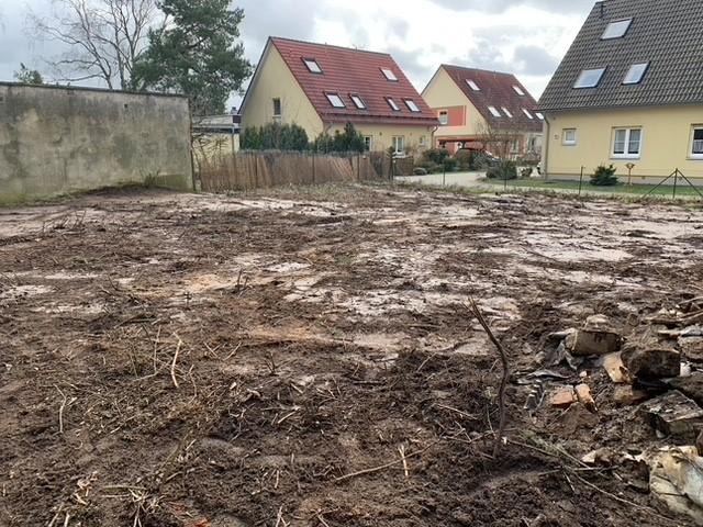Baugrundstück zum Bau von EFH in begehrter & familienfreundlicher Lage von Berlin-Mahlsdorf