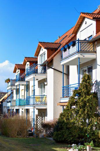 Wohntraum! Maisonette-Wohnung und weitere Terrassen - & Etagenwohnungen im grünen Seifertshain bei Leipzig insges. 48 Wohnungen / gepflegte Anlage