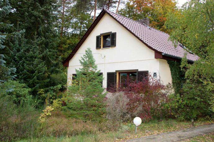 Ein bisschen wie in Kanada- Einfamilienhaus in Borkheide