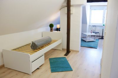 Leben in Sprendlingen in einer renovierten 1-Raum-Wohnung