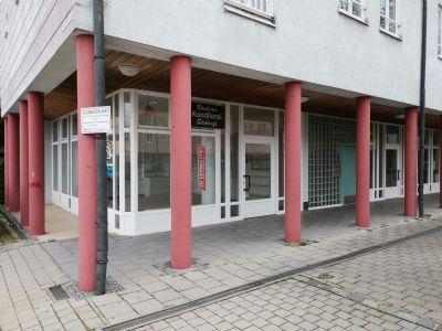 Wasserburg Ladenlokale, Ladenflächen