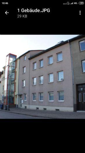 Mehrfamilienhaus, 4-Familienhaus, Mietshaus um Verkauf, als Kapitalanlage, vollvermietet, zentrale Lage in Merseburg