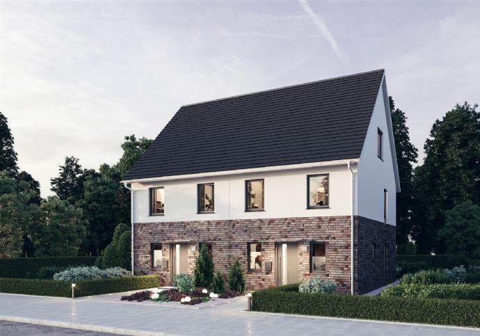 Für Naturliebhaber! Neubau Doppelhaus Esbjerg Typ 125 in Dargow am Schaalsee!