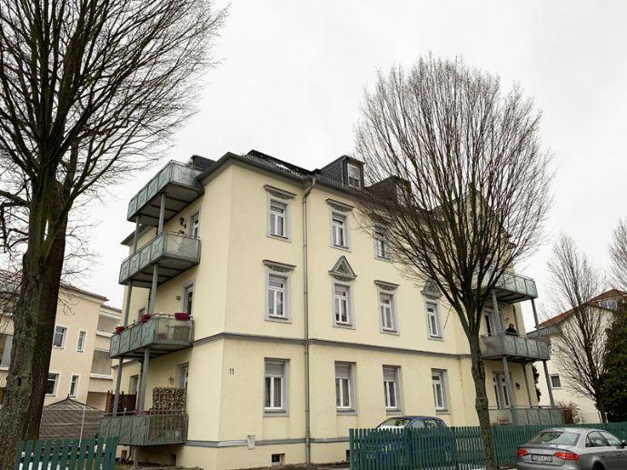 NEU - Paketverkauf von 3x 3-Zimmer Wohnungen im Herzen von Heidenau