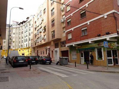 Málaga Halle, Málaga Hallenfläche