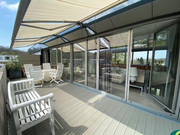 Modernes Penthouse mit sonnenverwöhnter Dachterrasse