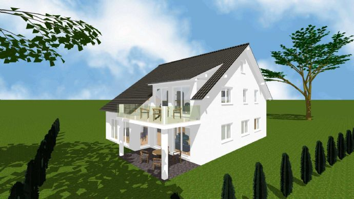 Neubau! ETW - nur 2 WE oder 2 DHH - Hartum - je 120 m² !