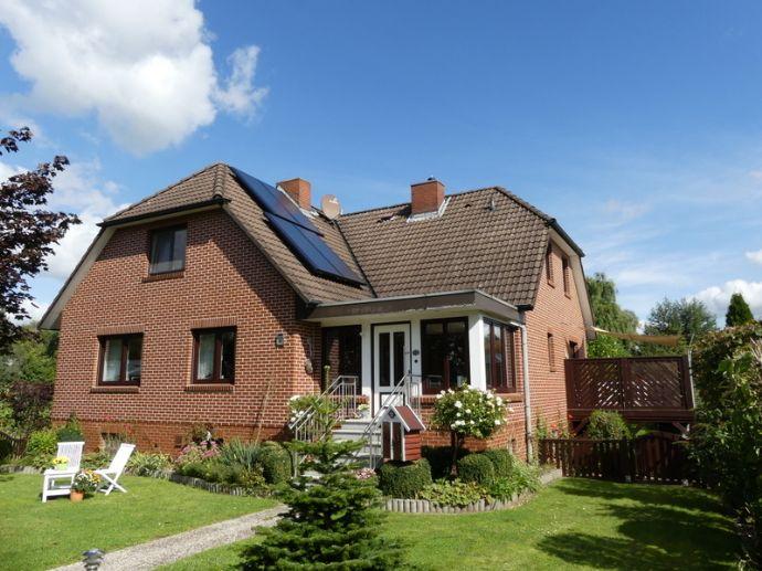 Ein Haus mit viel Platz, moderner Technik und einen Hauch von Luxus...