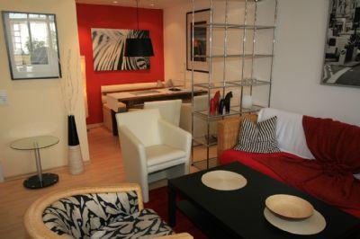 Essecke + Wohnzimmer