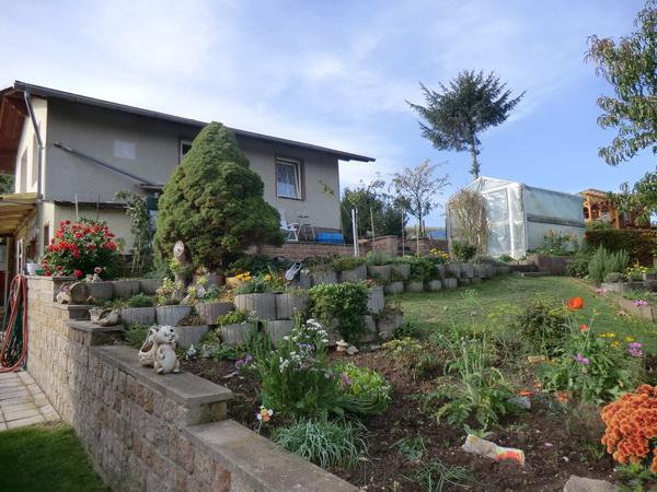 Werdau OT Langenhessen Häuschen für den Gartenfreund