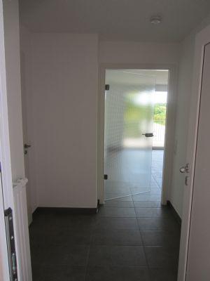 Eingangsbereich - Beispielwohnung