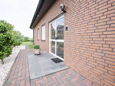 Eingang Wohnhaus