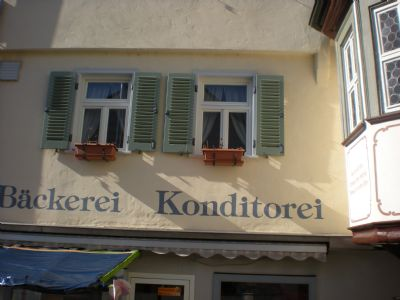 Traditionsbäckerei