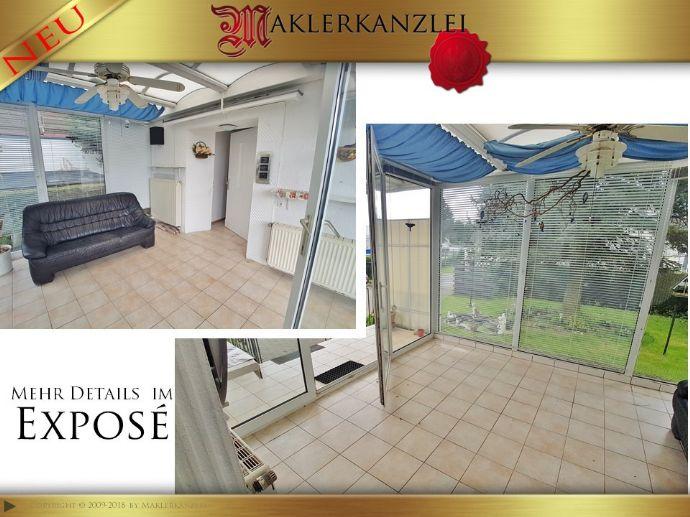 +++ NEU +++ 320m² Fläche auf Haupthaus und Anbau verteilt, großer Garten, Wintergarten, Garagen, ...