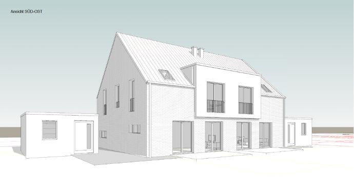 Neubauprojekt ! 2 Doppelhaushälften im schönen Ronnenberg