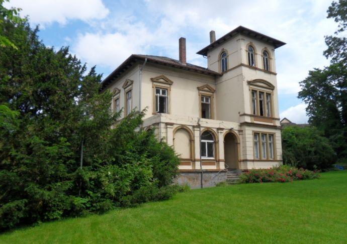 Gr 252 Nderzeit Villa In Guter Innenstadtlage Villa Herford