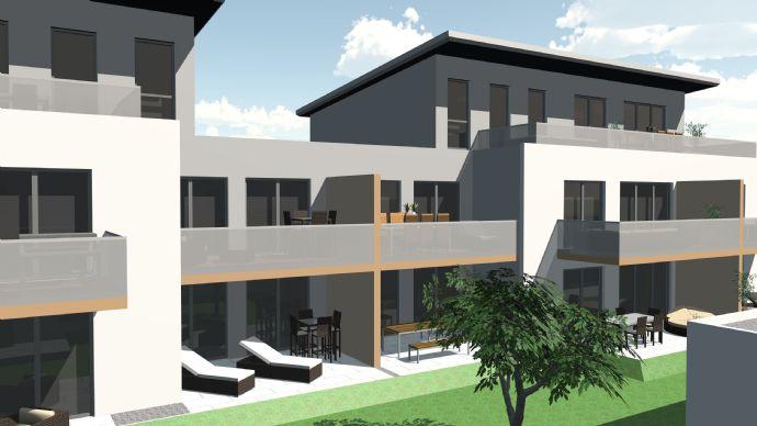 ERSTBEZUG Neubau 2-Zimmer-Wohnung mit eigenem