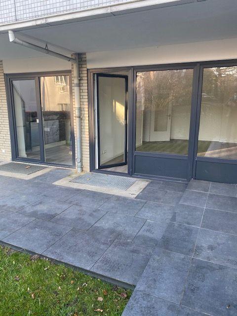 Wellingsbüttel 1-Zimmer Wohnung mit großer Terrasse
