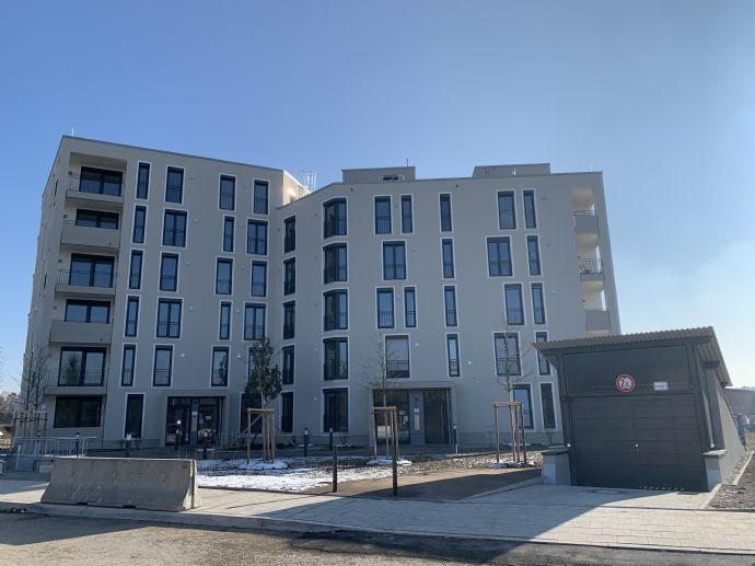 Erstbezug! Moderne und helle 2-Zimmer-Neubauwohnung mit Einbauküche in Neuaubing - 350 Meter zur S8