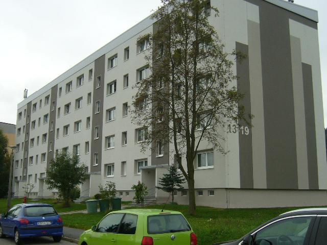 Schöne Drei-Raum Wohnung mit Balkon in ruhiger Lage Schwarzenberg-Heide zu vermieten!