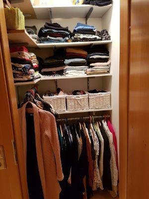 Abstellraum/Kleiderschrank