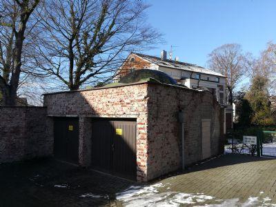 Witten Garage, Witten Stellplatz