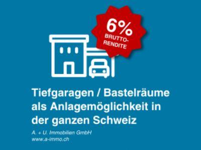 Oberwil Garage, Oberwil Stellplatz