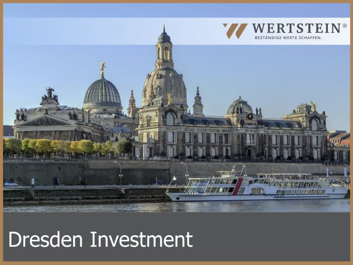 Voll vermietetes Mehrfamilienhaus in Dresden